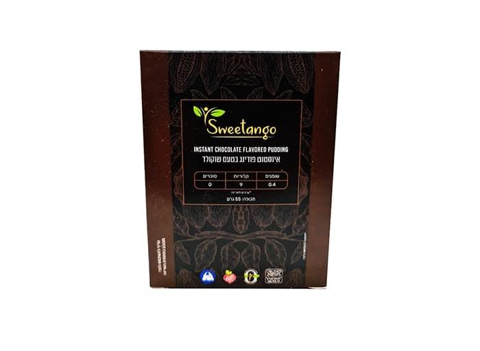 אינסטנט פודינג שוקולד סוויטאנגו 50 גרם