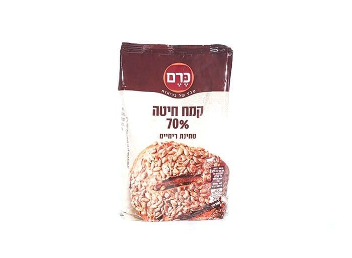 """קמח חיטה 70% """"כרם"""" 1 ק""""ג"""