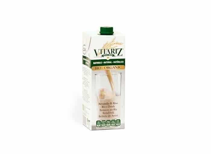 ויטריז משקה אורז אורגני 1 ליטר