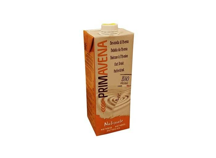 primavena משקה שיבולת שועל אורגני 1 ליטר